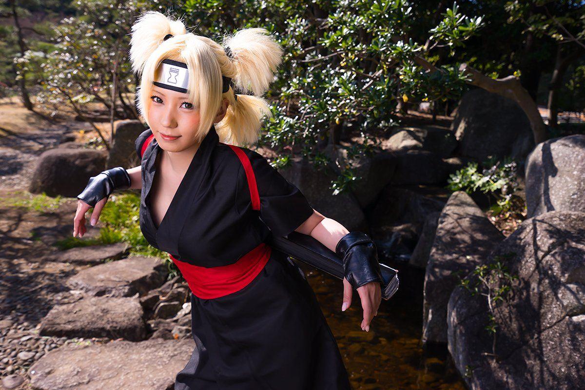 Ghim của AOZORA ☁️ trên Naruto X Boruto Cosplay