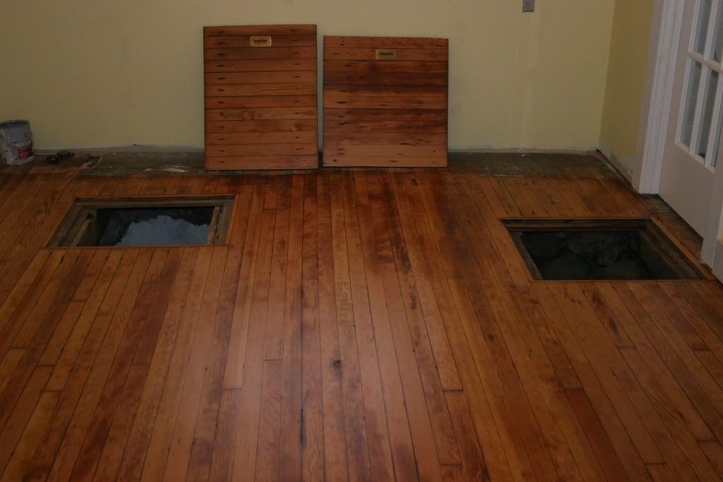 Old Fir Flooring Re Floor Refinishing Or Ocd