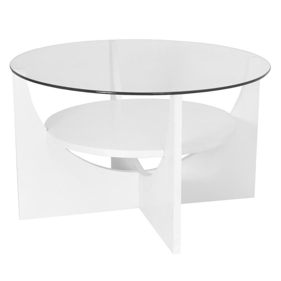 Lumisource U Clear Glass Coffee Table In White Tb Ctu W In 2021 Contemporary Coffee Table Coffee Table White Coffee Table [ 900 x 900 Pixel ]