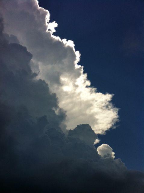 El cielo de Cancún
