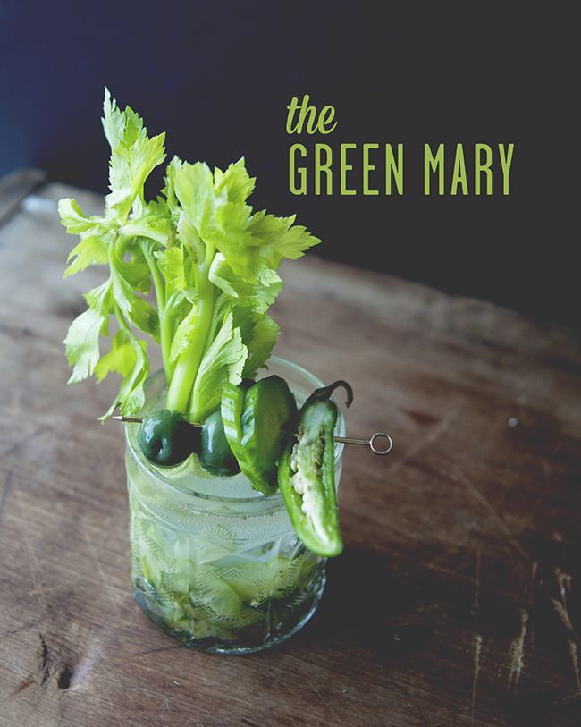 THE GREEN MARY