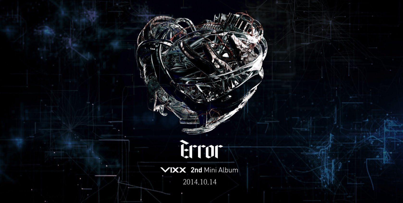 빅스(VIXX) - 2nd Mini Album 'Error' Highlight Medley