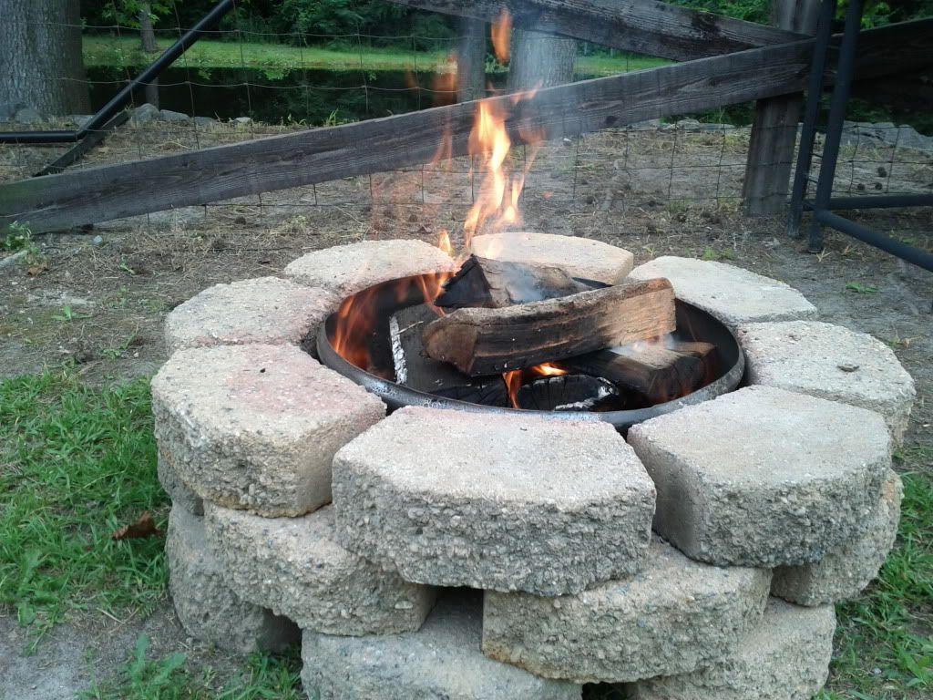 Build Fire Pit Around Tree Stump Google Search Fire Pit 55 Gallon Drum 55 Gallon