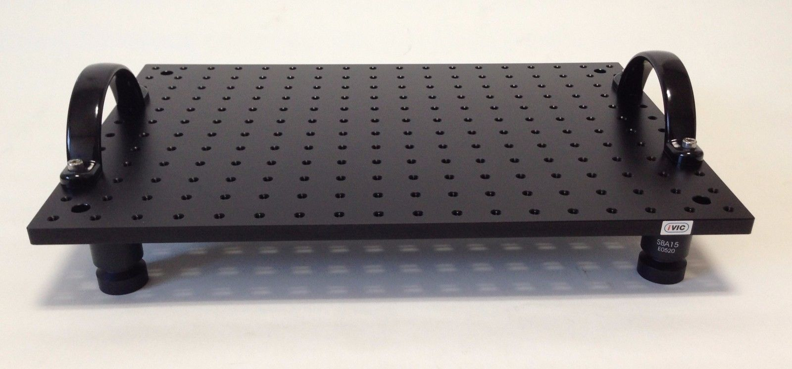 Aluminium Optical Breadboard W x D x Tmm Set with
