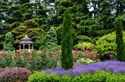 Seattle S Woodland Park Zoo Grounds Are Beautiful Woodland Park Most Beautiful Places Beautiful Gardens