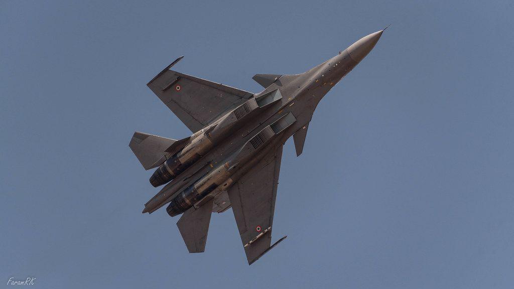 Iaf Sukhoi Su 30 Mki Sb 318 Fighter Jets Sukhoi Sukhoi Su 30