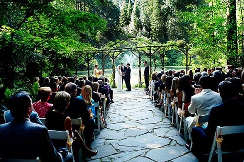 Nestldown Wedding Venue Outdoor 15 Best Venues In SF Bay Area