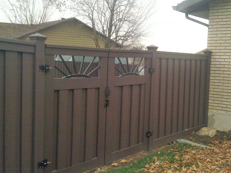 Composite Gates Trex Composite Fencing Fds Distributors Fence Gate Design Fence Design Gate Design