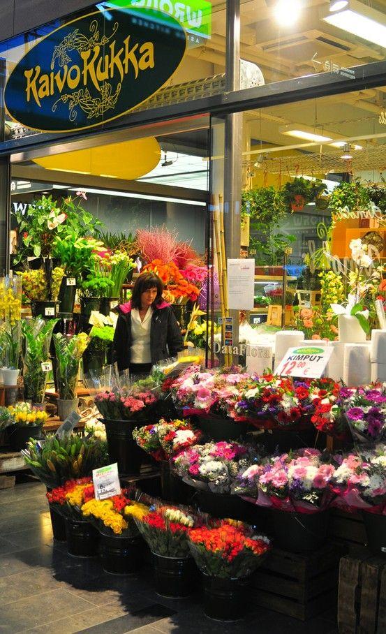 Kukat tuoksuvat kauas, Kaivo Kukasta niitä löytyy joka tilanteeseen!