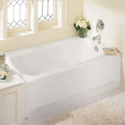 American Standard Cambridge 60 In Left Drain Rectangular