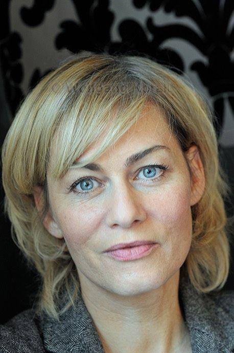 Gesine Cukrowski Neue Frisur  yskgjtcom