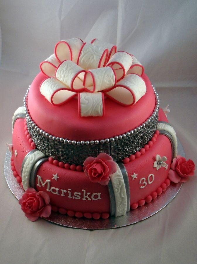 Birthday Cake For 30 Year Old Women Birthday Cakes