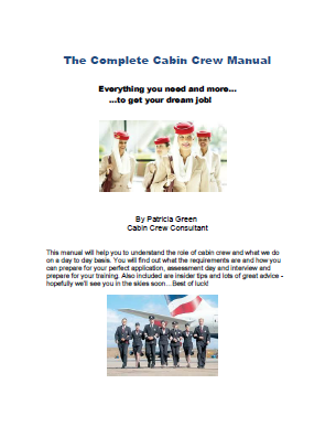 My Complete Cabin Crew Manual For Everything Cabin Crew From