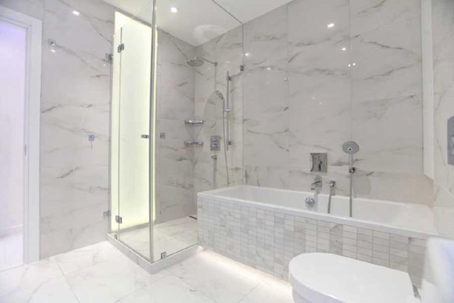 Bathroom Lighting Ideas Uk New Black Marble Tile Bathroom Ideas Getlickd Bathroom Design