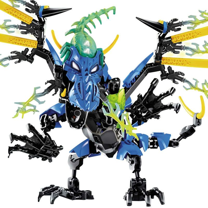 New-in-2014-Decool-10389-Hero-Factory-5-Star-War-Robots-Dragon-Bolt ...