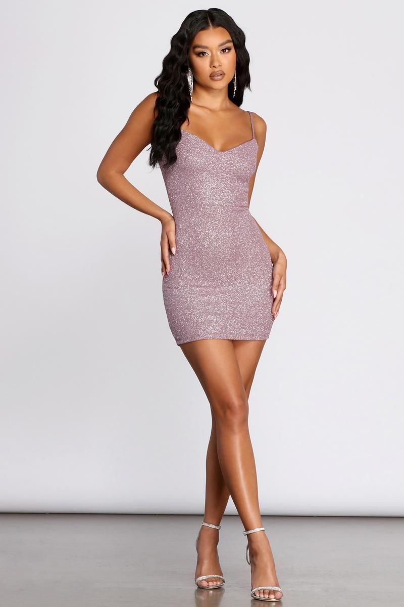 Glitter Goals Mini Dress In 2021 Mini Dress Homecoming Dresses Tight Mini Prom Dresses [ 1200 x 800 Pixel ]