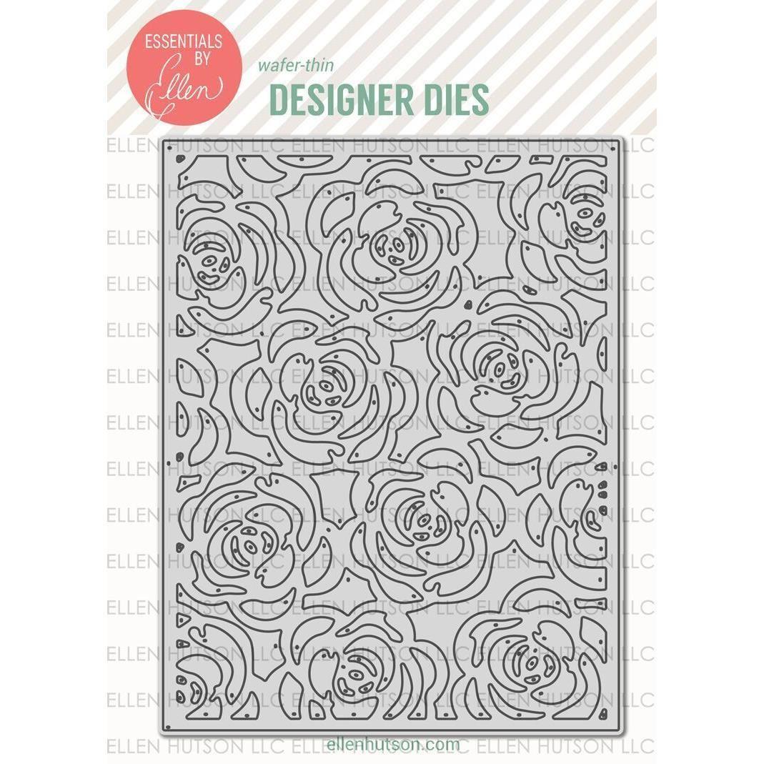 Essentials by Ellen Designer Dies, Bed Of Roses by Julie Ebersole -