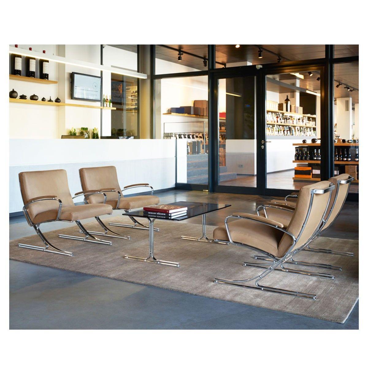 Walter Knoll Berlin-Chair mit Armlehne | Lounge | Pinterest | Möbel ...