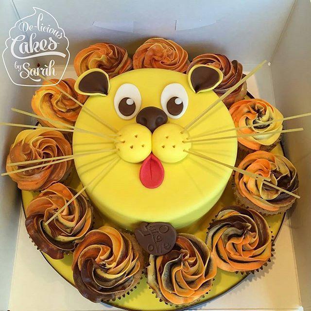 Muito fofo e criativo esse bolo! Adorei a juba formada por cupcakes! Produção @deliciouscakesbysarah  #festejarcomamor #festasinfantis #festa #festadeaniversario #festademenina #festademenino #festadecrianca #festainfantil #aniversarioinfantil #aniversariodemenino #aniversariodemenina #maedemenina #maedemenino #paramamaes #partyideas #kidsparty #fiestasinfantiles #fiestainfantile #cumpleaños #birthday #birthdayparty #fete #anniversaire #chadebebe #babyshower #leaozinho #festaleaozin...