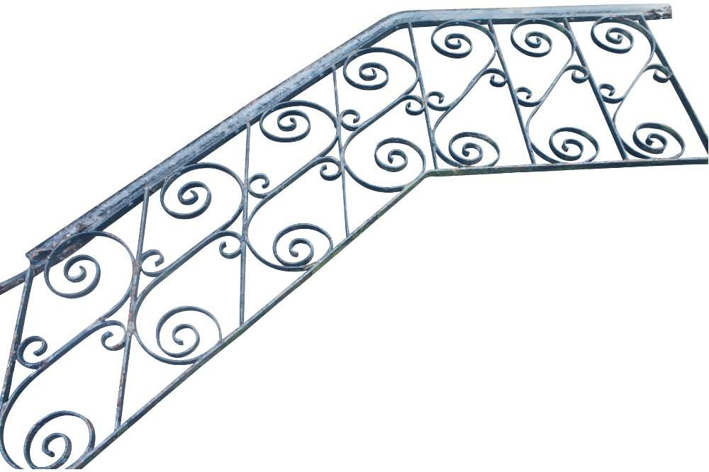 Best Antique Wrought Iron Stair Railing Wrought Iron Stairs 400 x 300