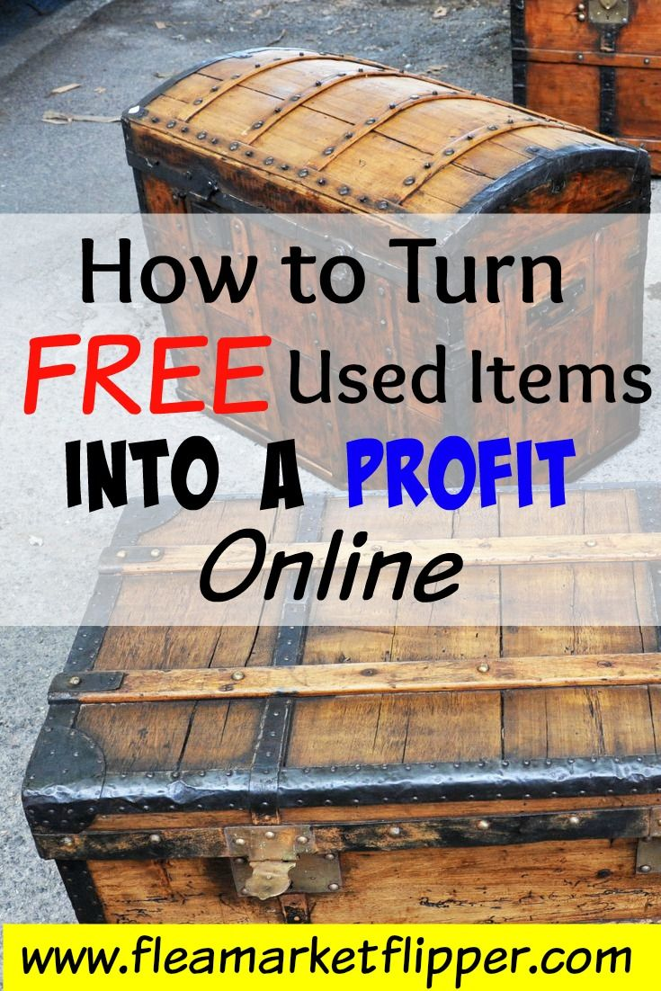Best items to sell online for profit