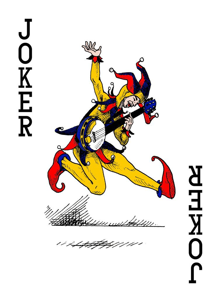 joker karte Joker Playing Card | crazy jokers | Pinterest | Spielkarten  joker karte