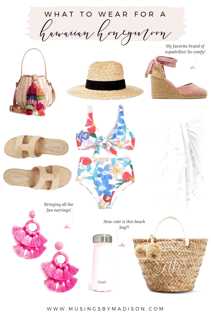 Looking for ideas on what to wear or pack on a tropical vacation or