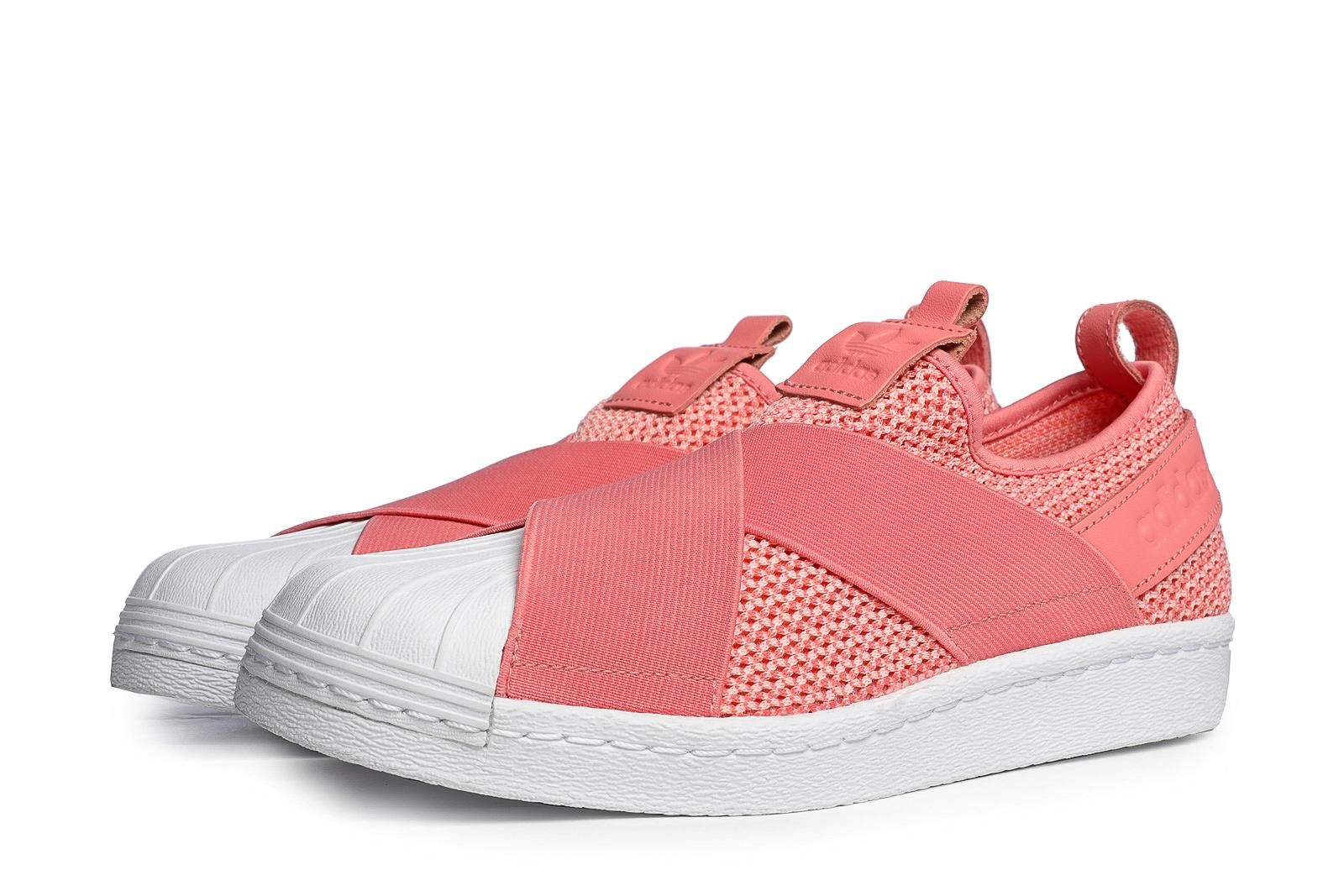 adidas Originals Tenisky Superstar Slip-on Tactile Rose
