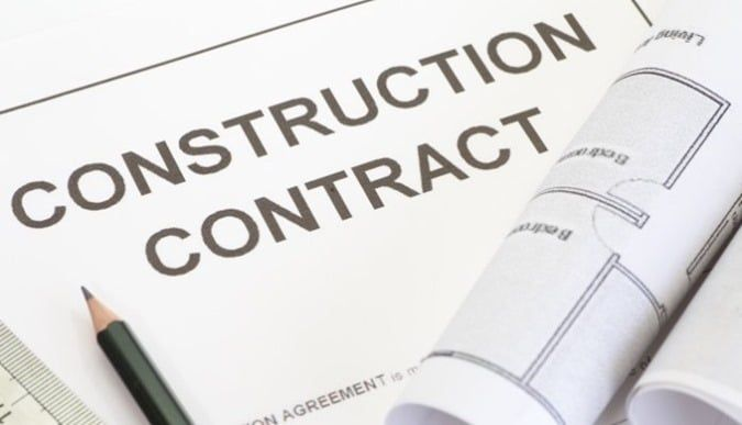 Construction contracts Image source Theconstructororg - construction contract