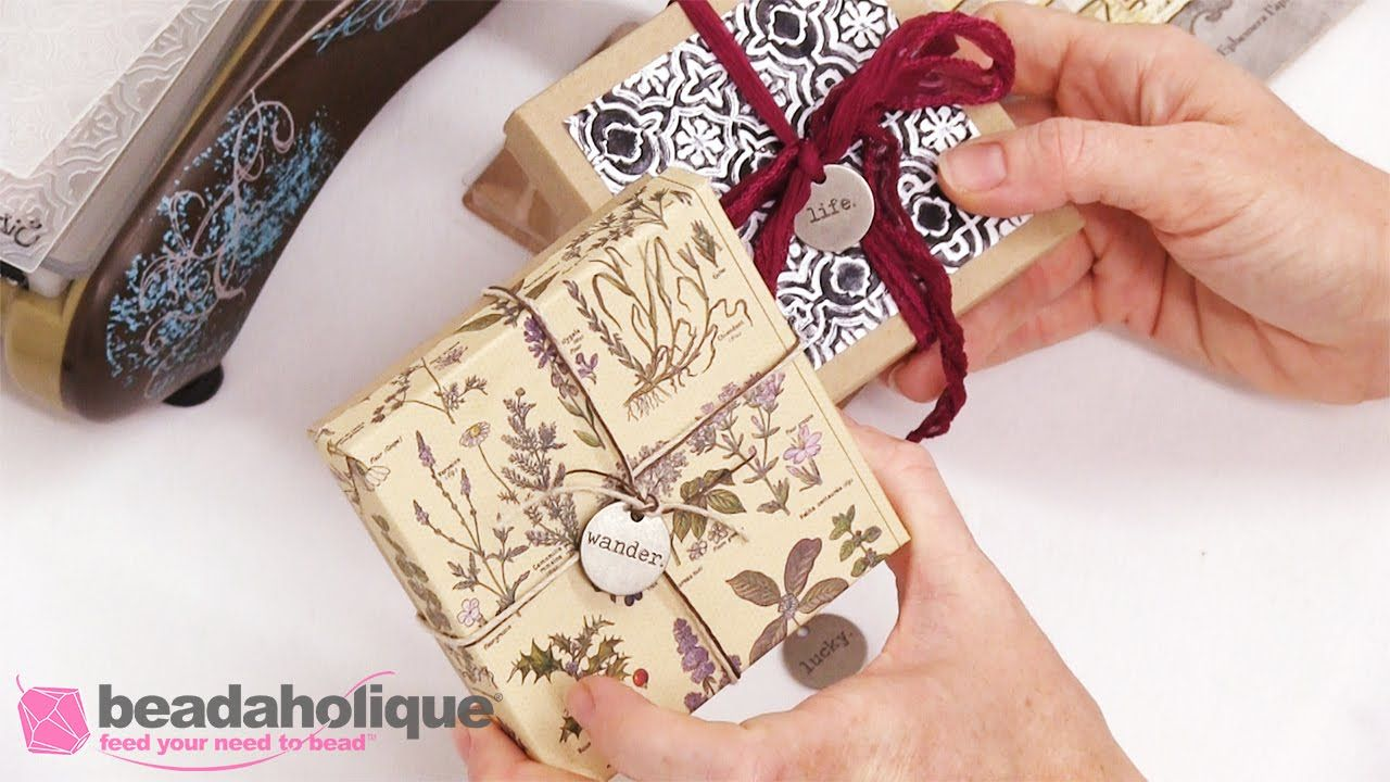Decorate Jewelry Box How To Decorate Gift And Jewelry Boxes  Jewelry Packaging