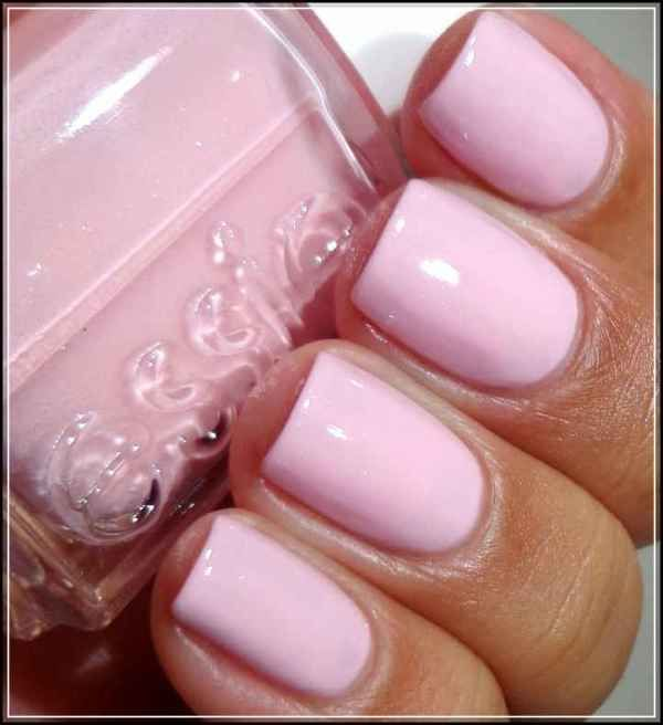 Light Pink Nails Matte #nailsart #nailpolish | Fashion Trends ...