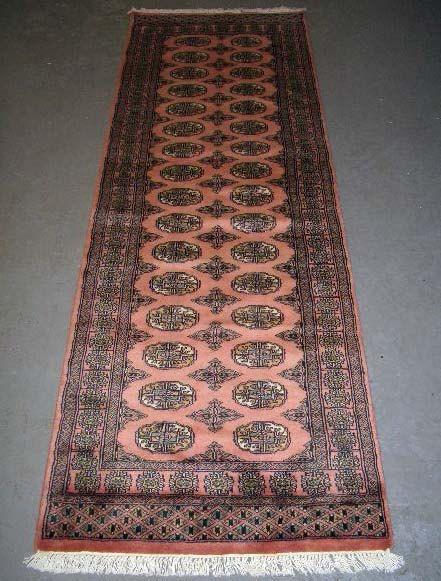 1980s Vintage Bokara Rug Runner By Carpetshopprincess On Etsy 395 00 Rug Runner Rugs 1980s Vintage
