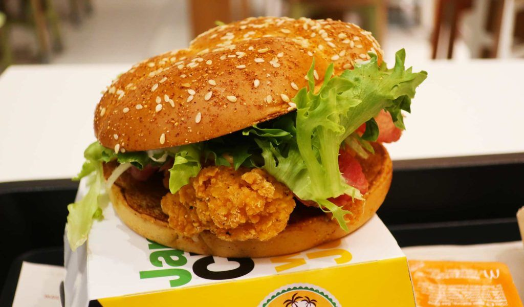 Mcdonalds England Its Hard To Mess Up A Crispy Fried Chicken