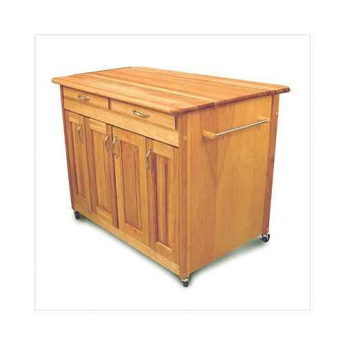 Amazon.com: Microwave Cart with Storage Doors Drawer ...