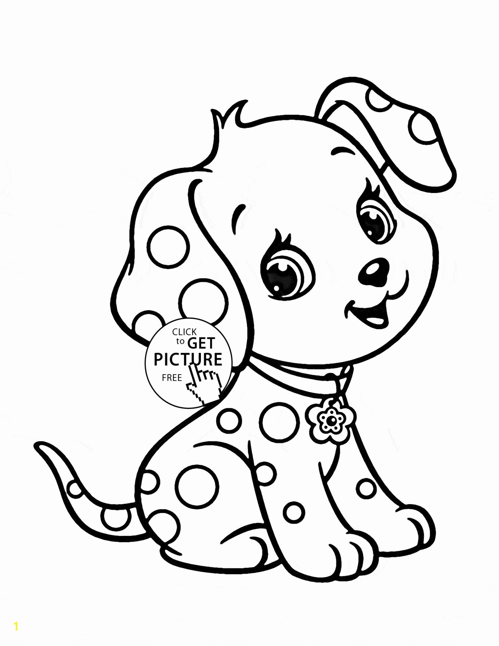 Animal Coloring Pages For Kids Medium In 2020 Puppy Coloring Pages Unicorn Coloring Pages Animal Coloring Pages