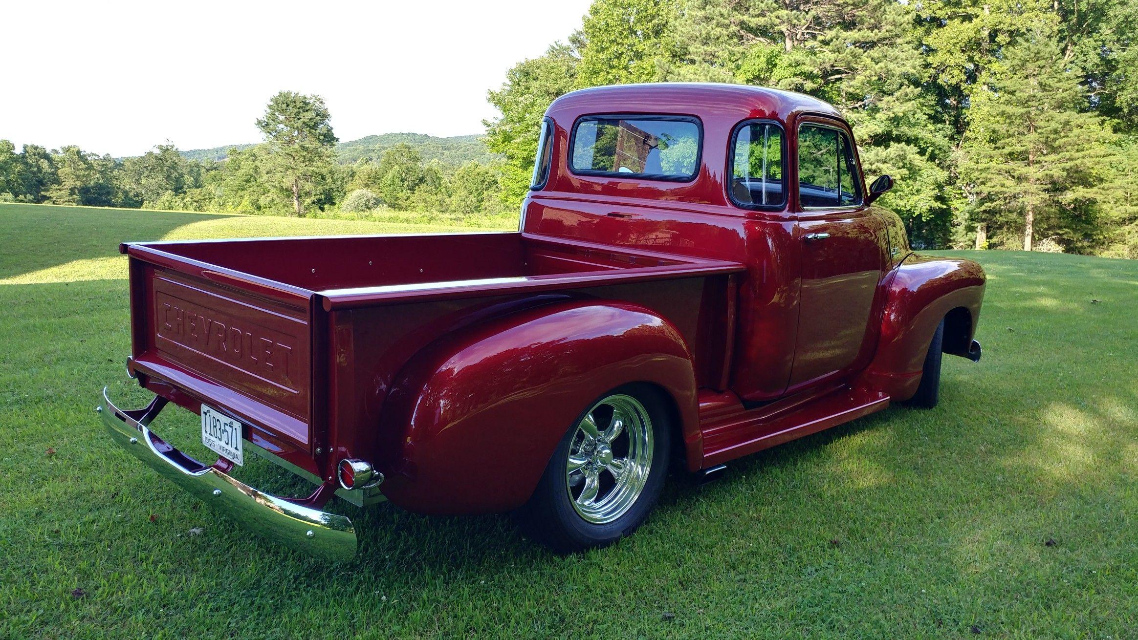 Bobs Classic Chevy Trucks