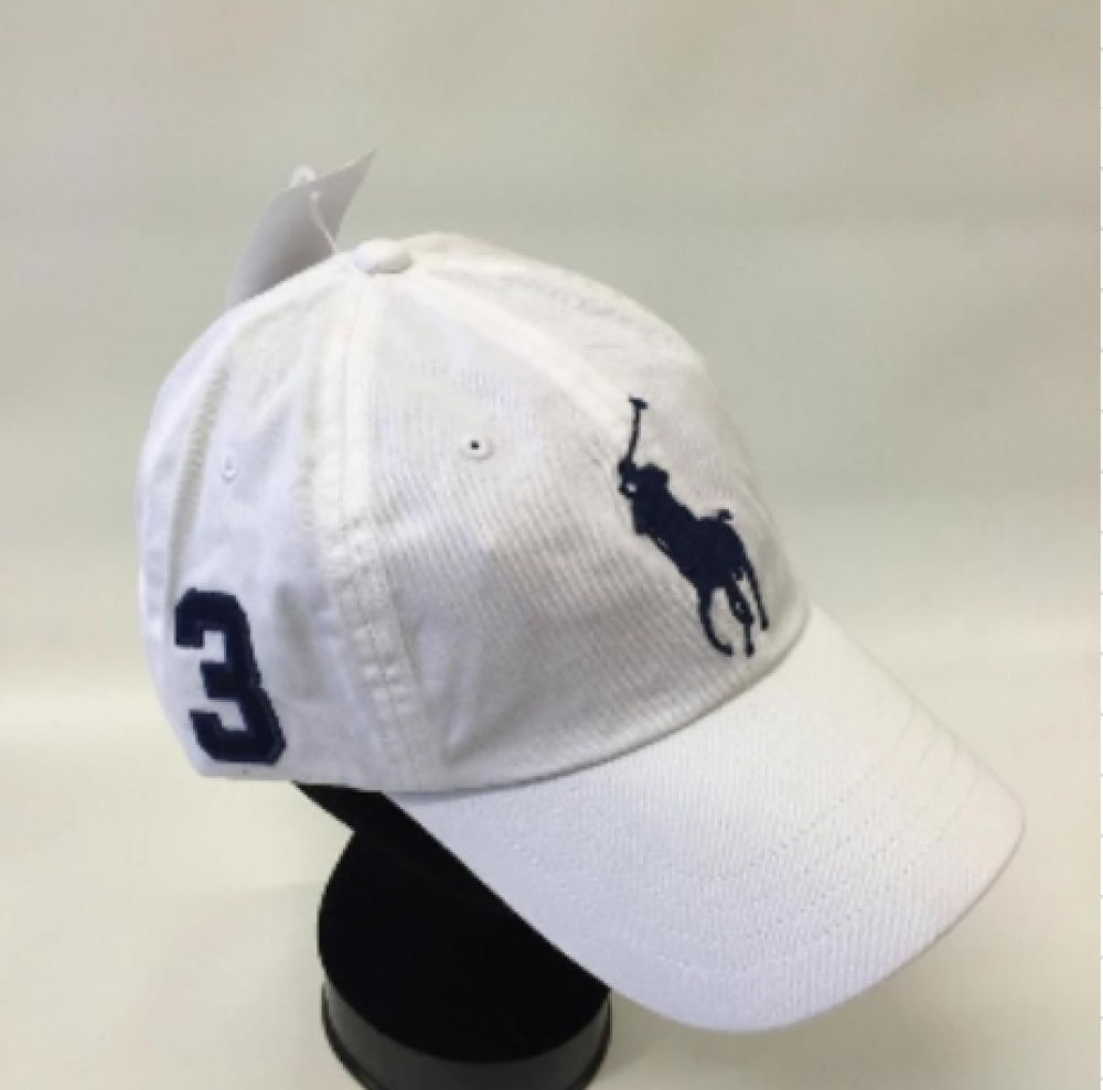Ralph Lauren White Navy Big Pony Baseball Cap In 2021 Pony Baseball Cap Shopping Lauren White
