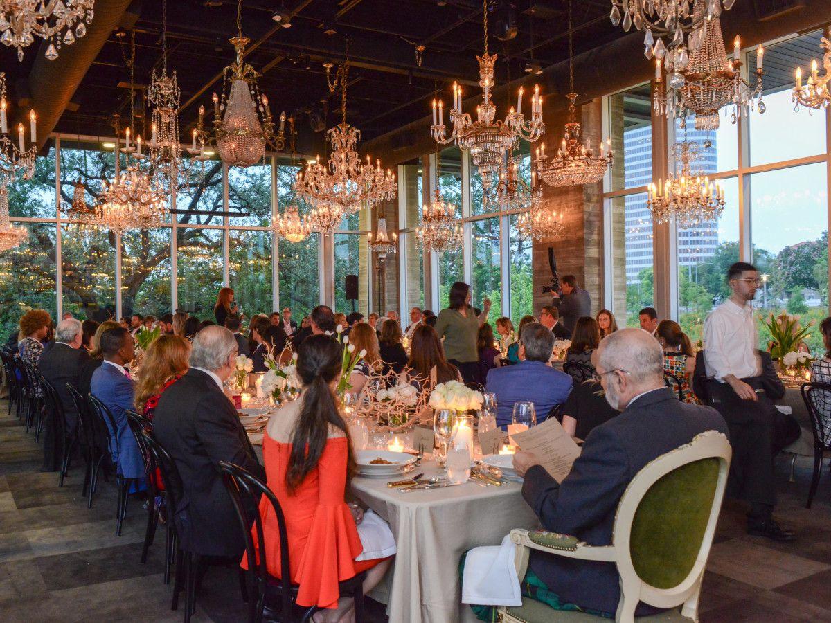 Ornate Houston restaurant and event hall serves up new ...