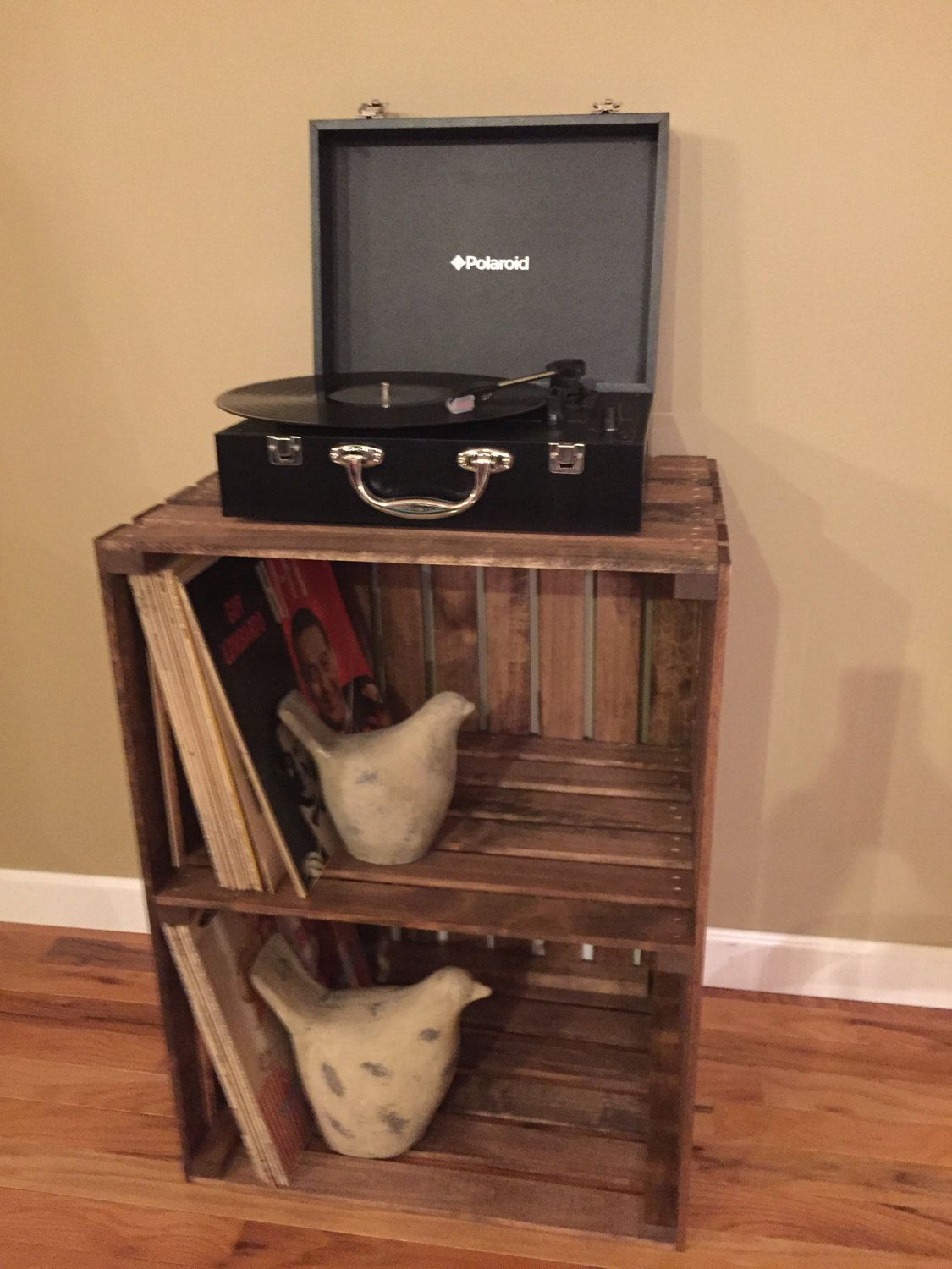 Turntable Stand Turntable Stand Diy Home Decor On A Budget