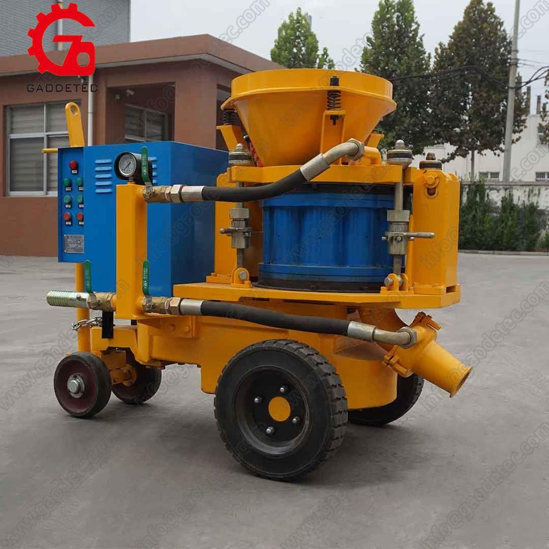 GZ-3 Dry-mix Shotcrete Machine   Dry mix concrete, Mix