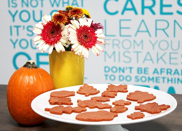 Play along! Our DIY pumpkin pie play dough is the perfect project for Thanksgiving fun. | via The Honest Company blog #Thanksgiving2014