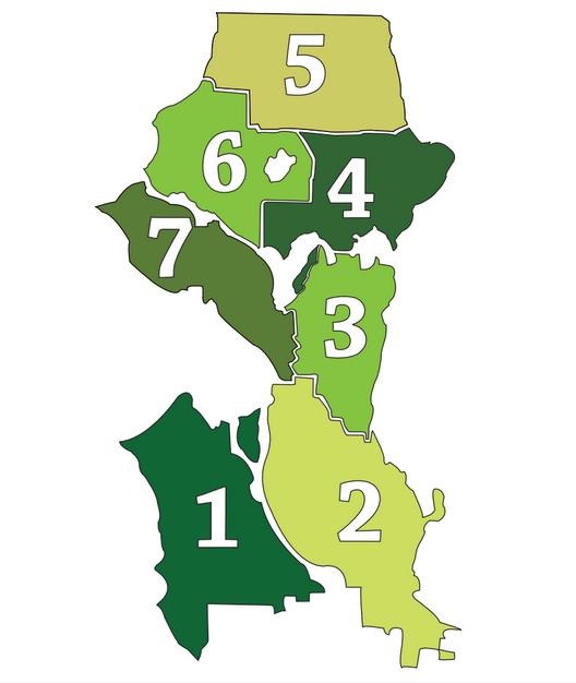 Seattle Neighborhood Greenways Safe Streets For All Seattle Neighborhoods Safe Neighborhood The Neighbourhood