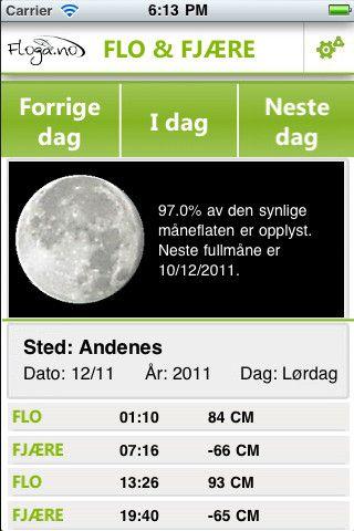 Flo og Fjære iPhone and iPad app by Floga.no. Genre