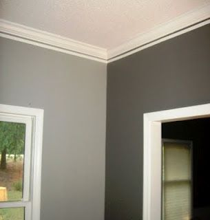 Darker Shade Is Rugged Suede By Valspar Suede Paint Build My Own House Living Room Paint