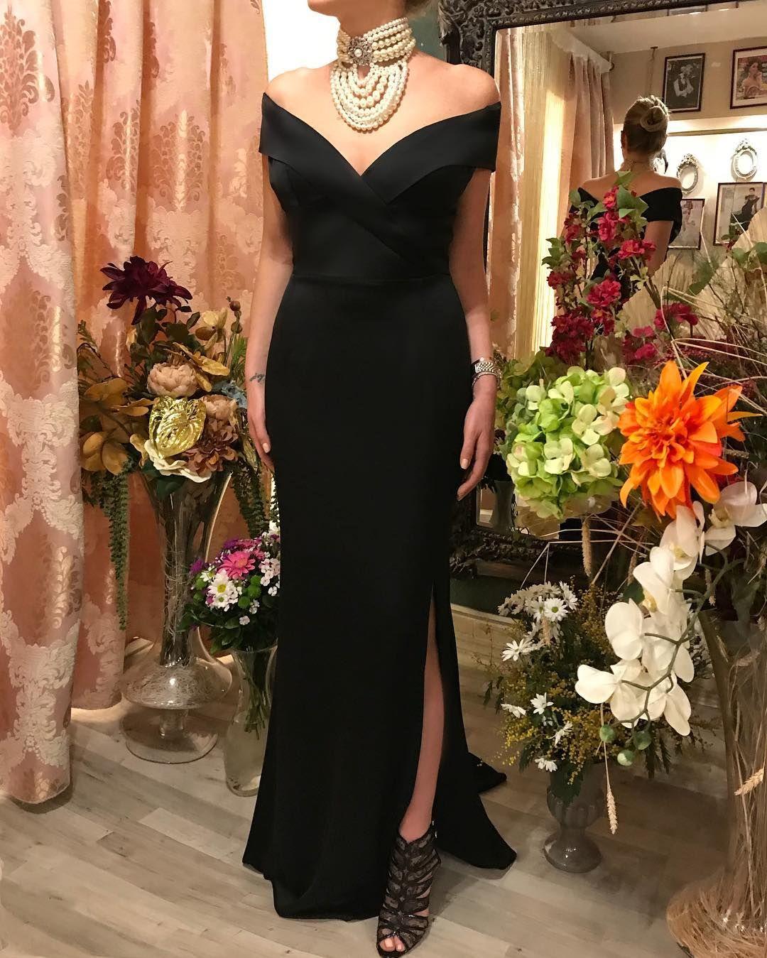 Black Queen Elifsimal Dress Choker Fashion Dresses Bridesmaid Dresses [ 1349 x 1080 Pixel ]