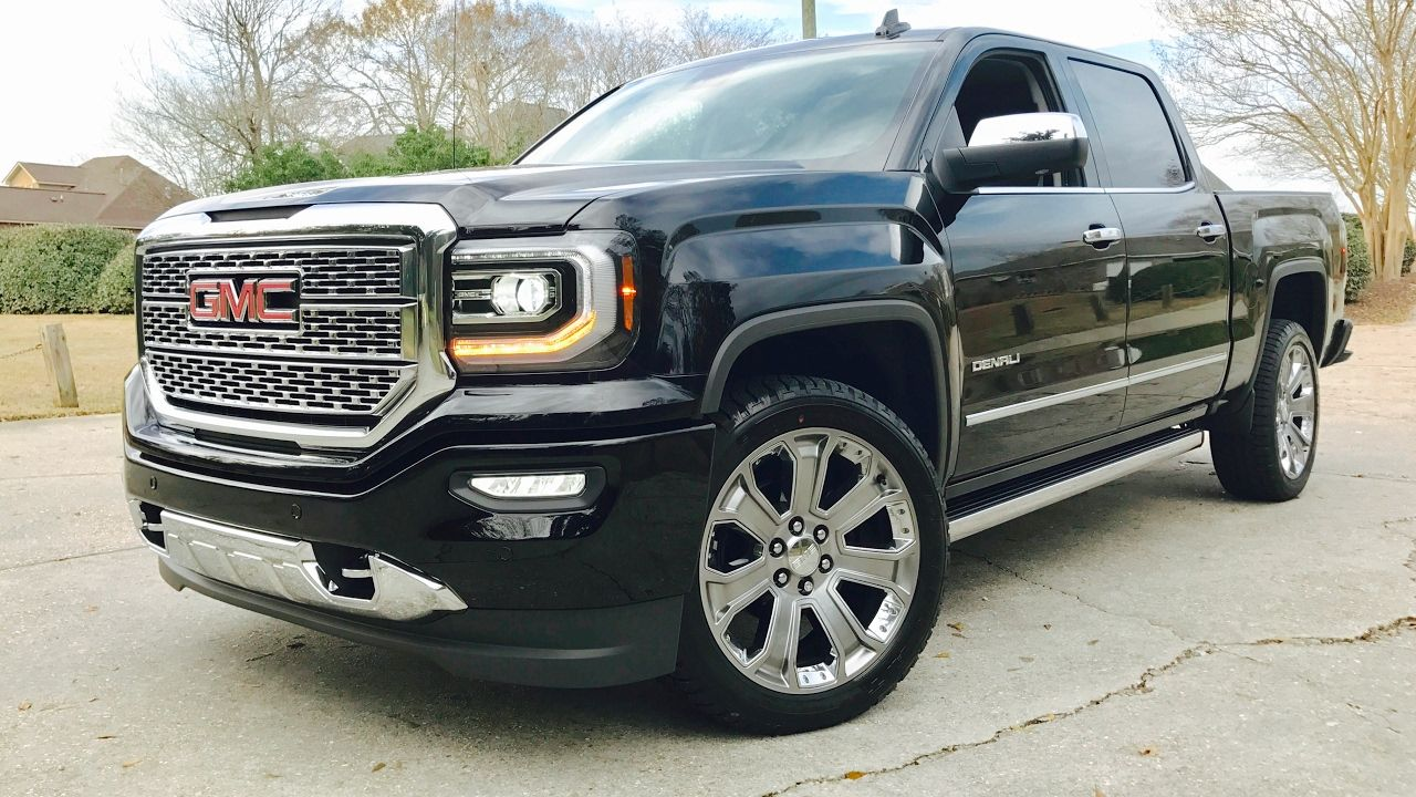 new 2017 gmc sierra denali 1500 ultimate full review start up exhaust gmc buick whitaker. Black Bedroom Furniture Sets. Home Design Ideas