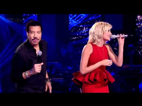 Lionel Richie & Pixie Lott - Angel (Live This Is Lionel Richie 06.04.2012) <3<3