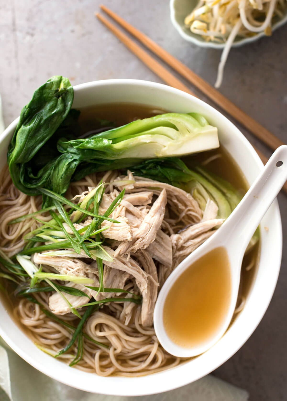 Chinese Noodle Soup Recipe Asian Soup Recipes Recipetin Eats Asian Soup