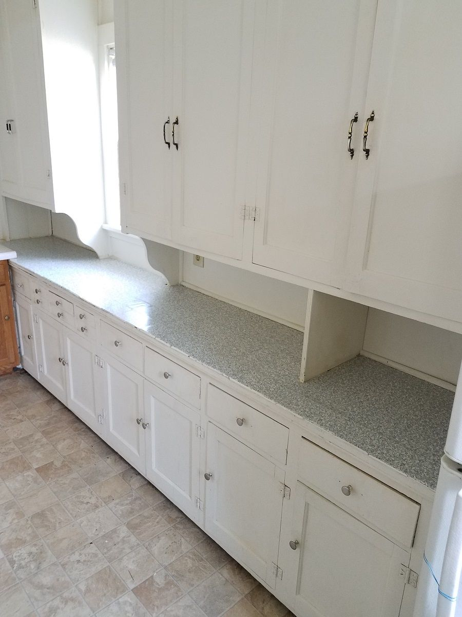 Can You Really Put Contact Paper On Countertops Little Victorian Contact Paper Cabinets Countertops Contact Paper