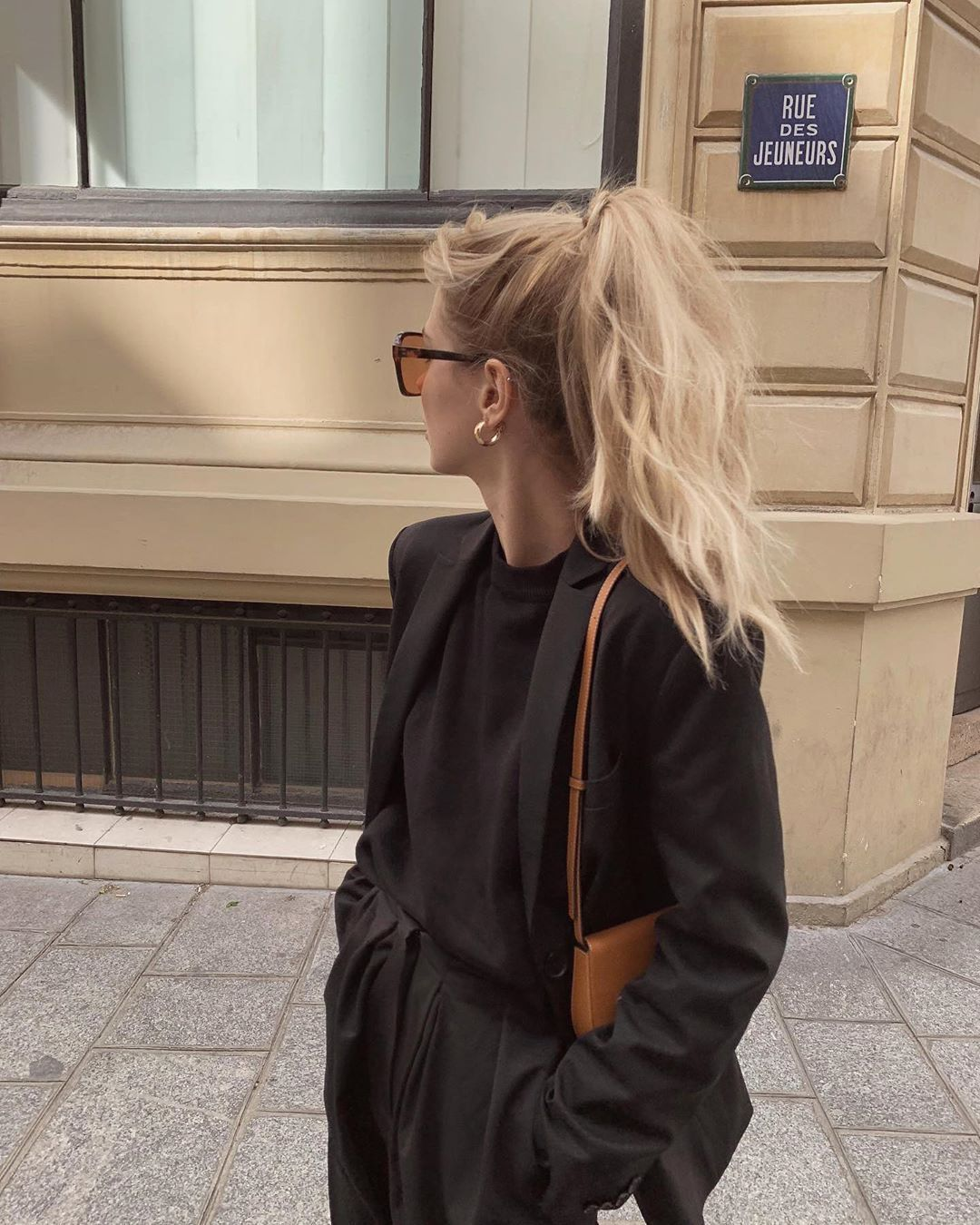 "Photo of Nordic Style Report on Instagram: ""Top up your all black out…"